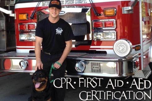 CPR-cert