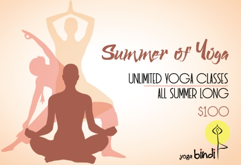 Summer of Yoga