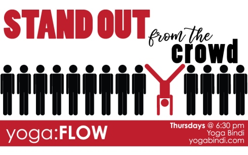 Vinyasa Flow Class Thursdays